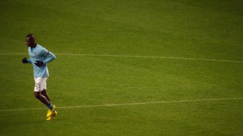 Balotelli Man City